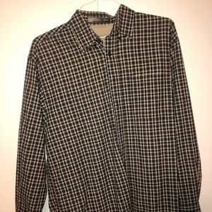 Haggar button down